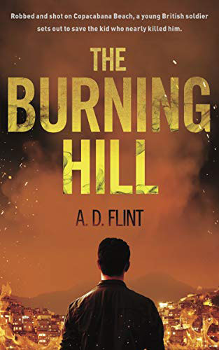 The Burning Hill book cover